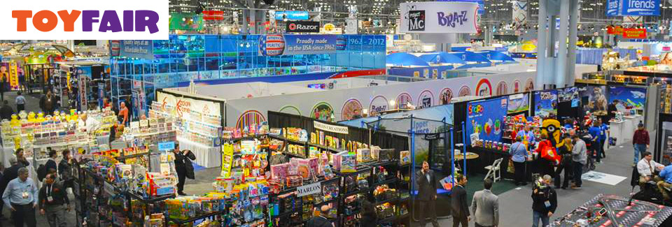 Toy Fair New York 2016